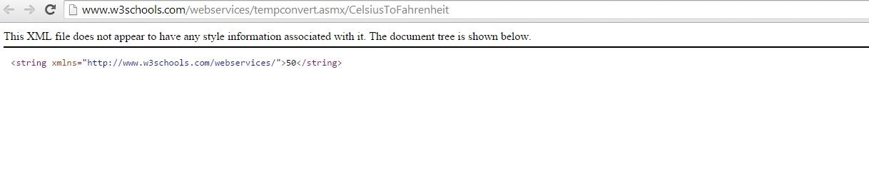 Calling webservice from PLSQL