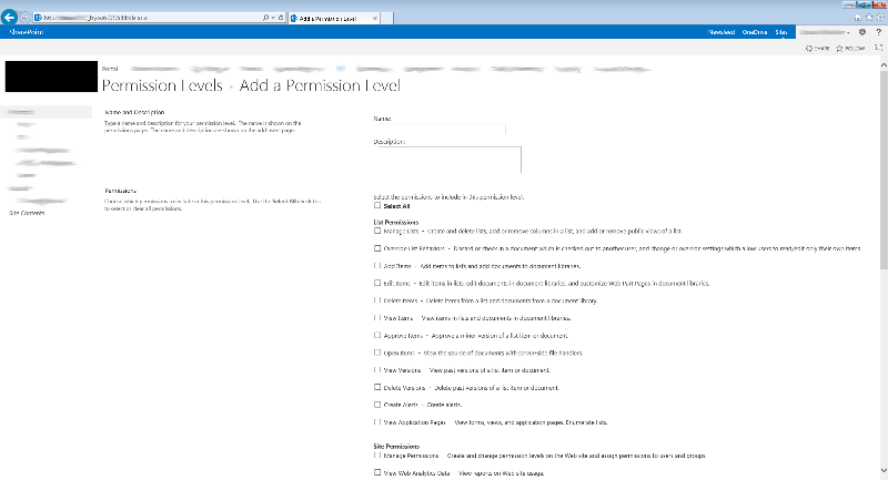 Working subsite: http://sharepoint/subsite2/_layouts/15/addrole.aspx