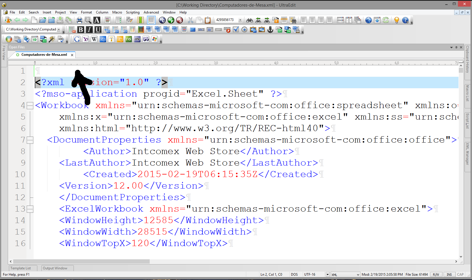 Workbooks workbook xmlns : VS2013: Windows Form: Load Excel xml into form with textboxes.