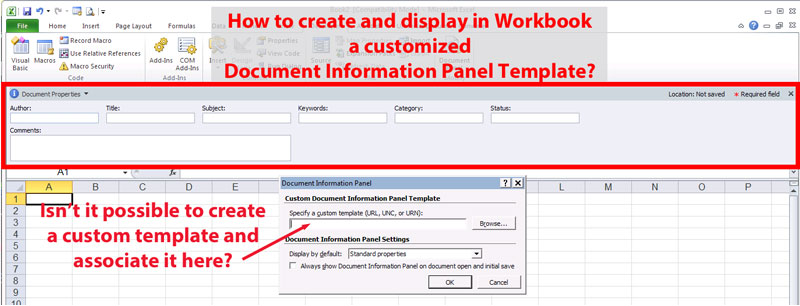 How_to_Create_Custom_DIP_Template_and_Display_in_Excel_2010