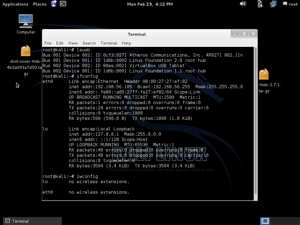 How To Install Usb Wifi Adapter On Kali Linux Background - hulivin