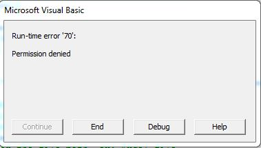 Excel VBA code to upload a file to SharePoint Online
