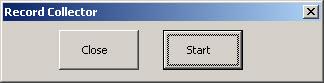 Panel when program (macro) first starts