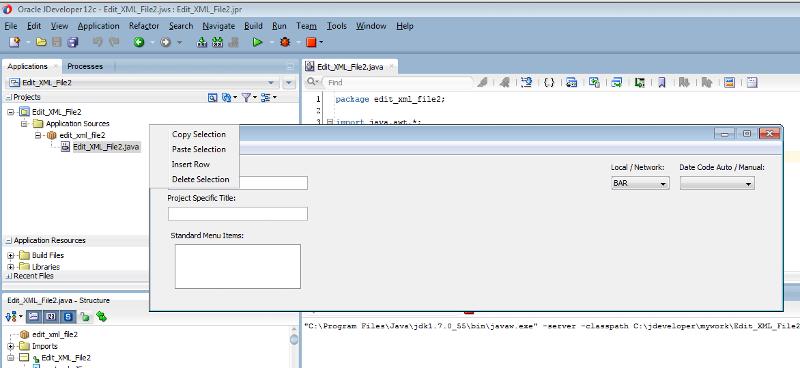 CEHJ - Code running