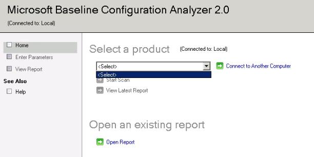 Baseline Configuration Analyzer