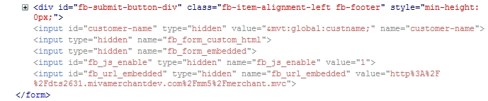 Set value of hidden input inside a form inside a iframe from
