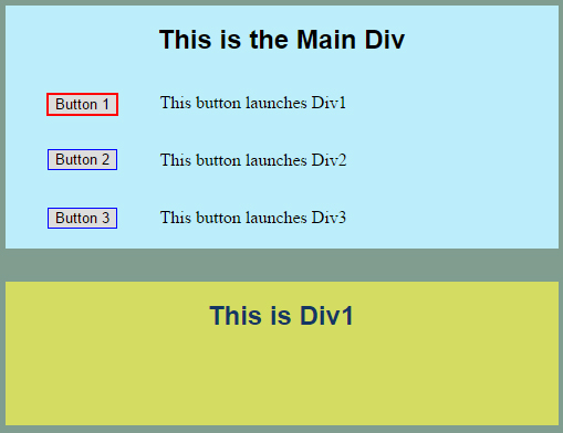 button styles after i press button1