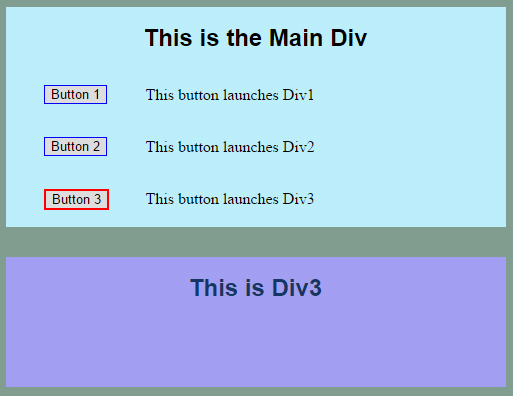 button styles after i press button3