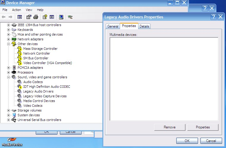 sigmatel audio driver for windows xp sp3 free download