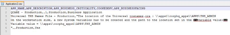screen from Notepad
