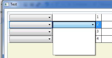 Wpf Combobox Set Selected Item