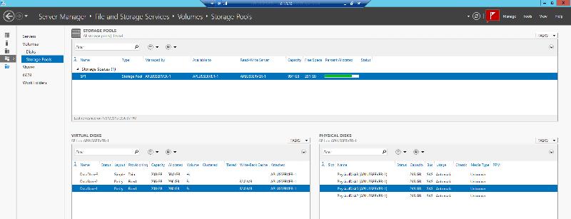 Windows Storage Services