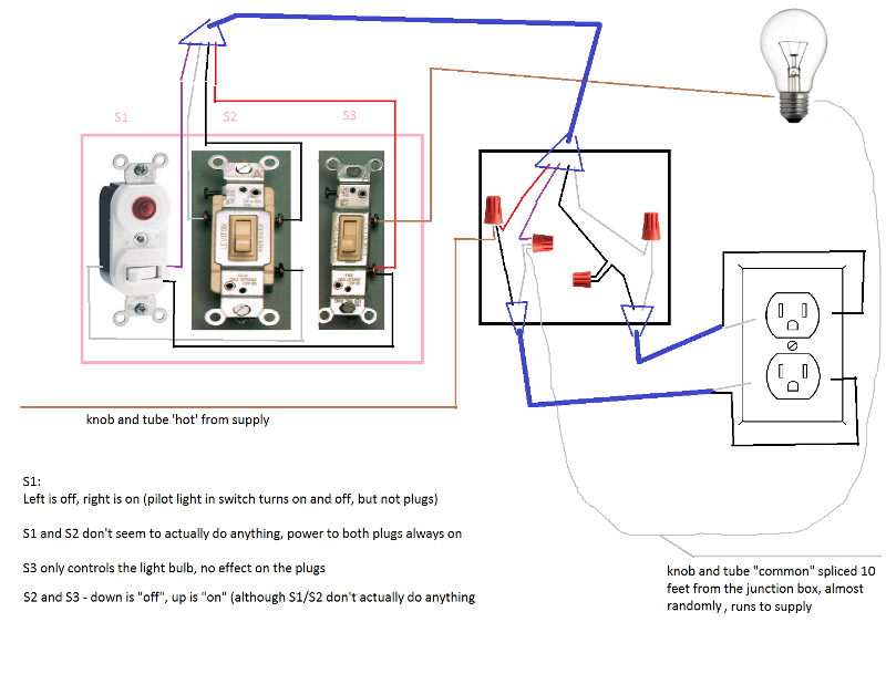 solved help me understand this wiring diagram and maybe