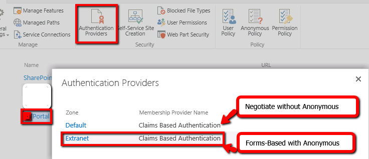 Authentication-Providers-of-Single-Web-A