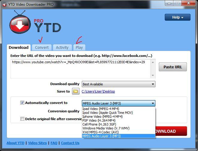 YTD Pro