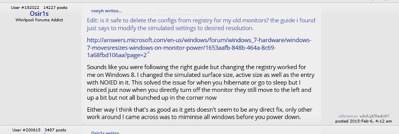 4K Philips window resize registry fix.