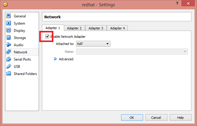 See guest on virtualbox from host network