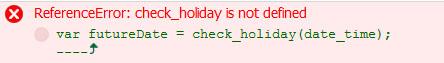 error from Firebug in Firefox