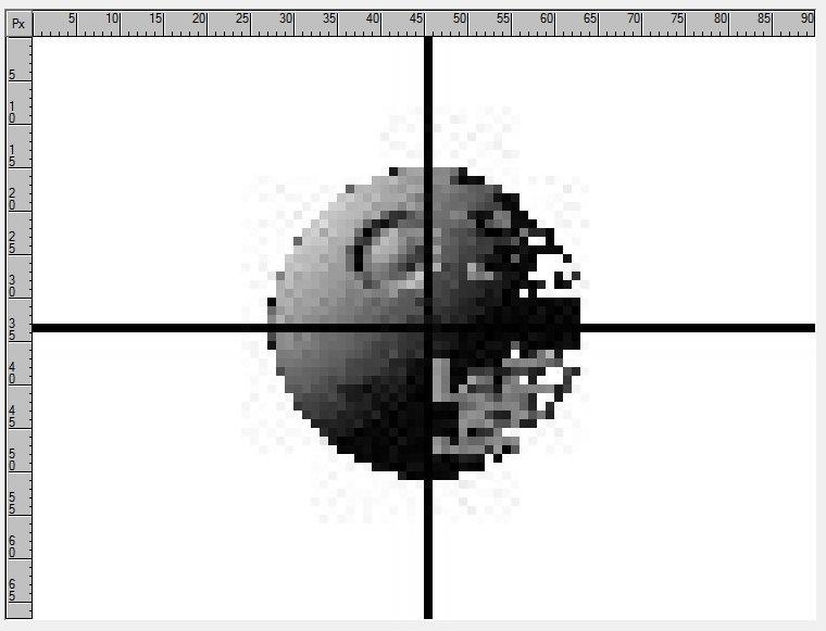 Globe zoom