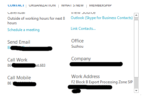 Lync 2013 Client Not Ing Address Book