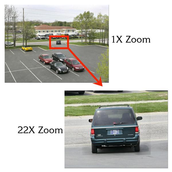 22x zoom