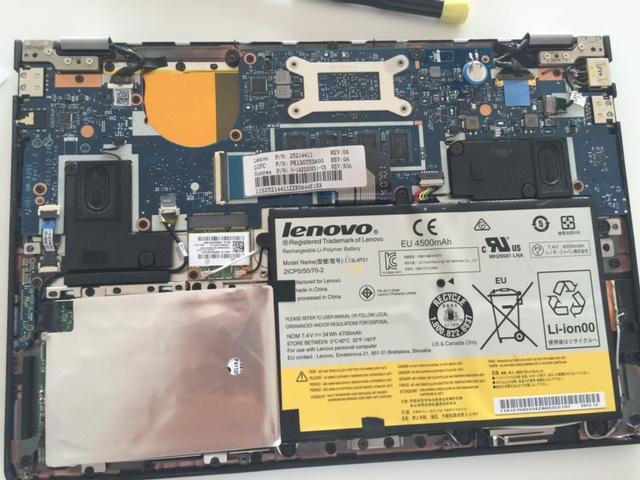 Missing Wireless Icon on Lenovo Laptop