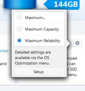 Optimized for Maximum Reliability