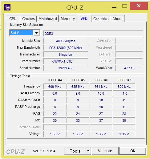 Dell Inspiron 15R Slot 1