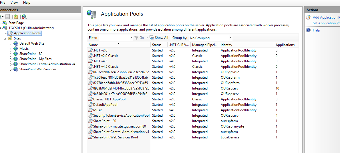 Sharepoint 2010 Event Id 10016 Everytime A document is Open from the