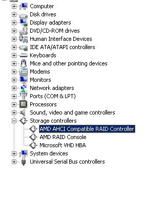 AMD RAID CONSOLE TREIBER WINDOWS 8
