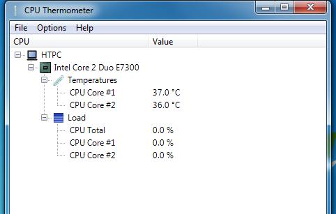 Dell CPU Temp