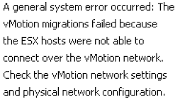 hosts unable to connect over network