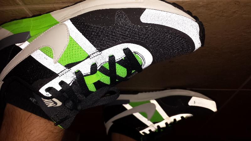 Nike Air Pegasus 83:30 Flash Lime