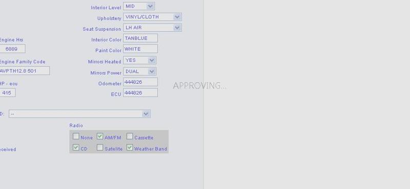 lockscreen message