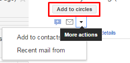 ability to add in circles