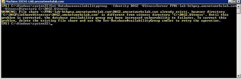 Fileshare error_Exchange DAG