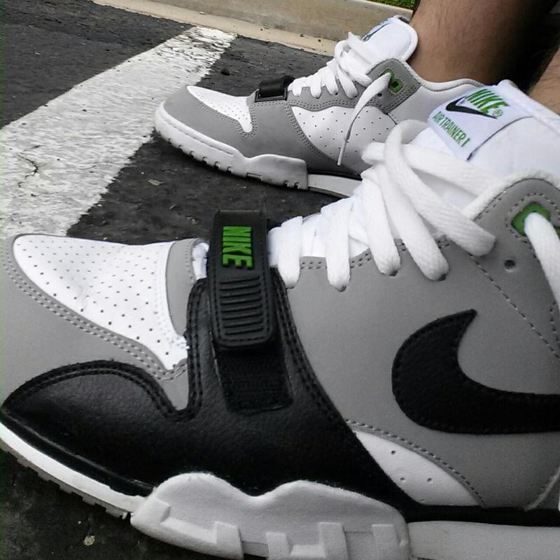 Nike Air Trainer 1 Chlorophyll