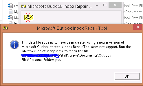 microsoft recovery tool outlook