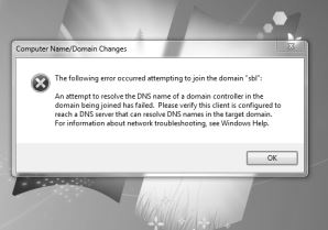 Join Computer to Domain