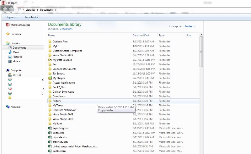 Select File dialog box