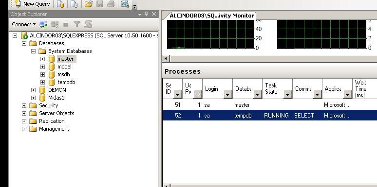 screen shot of activity monitor