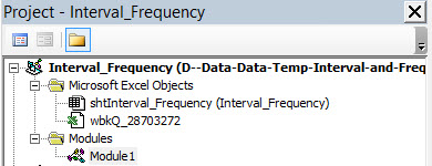 Project - Interval_Frequency