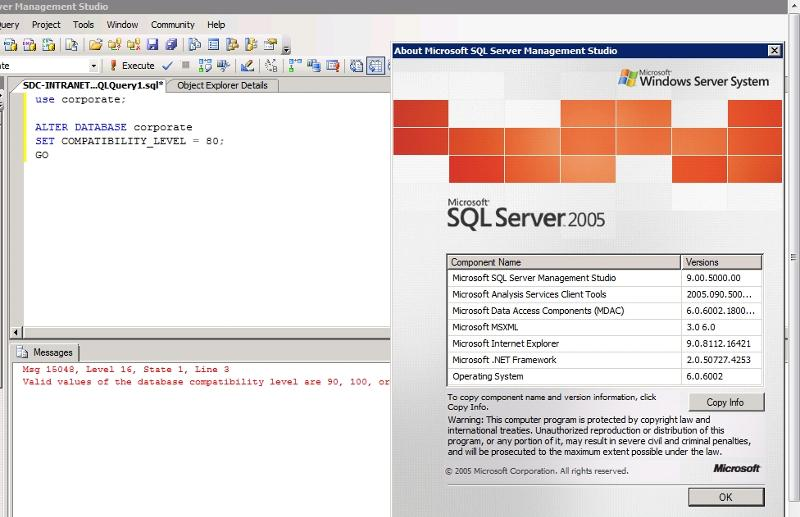 SQL About