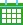 I have a green calendar icon that looks like this: