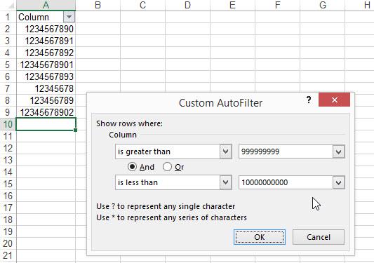 Q_28712896 - Custom AutoFilter