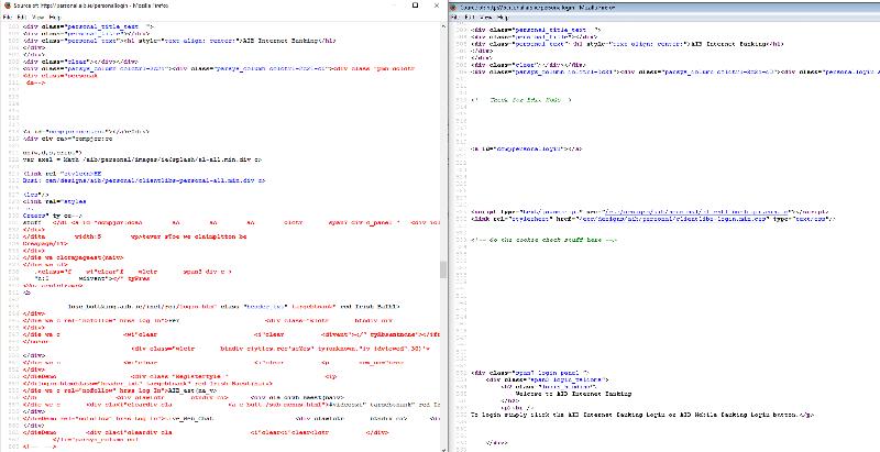 HTML screenshots