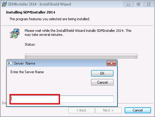 server name