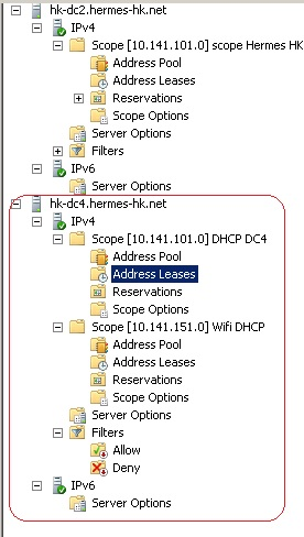 DHCP Solutions