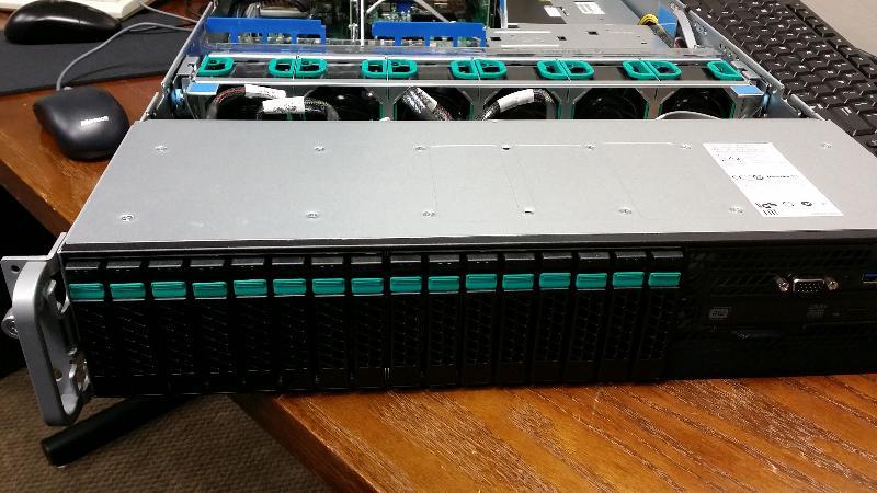 Rack Server - Front