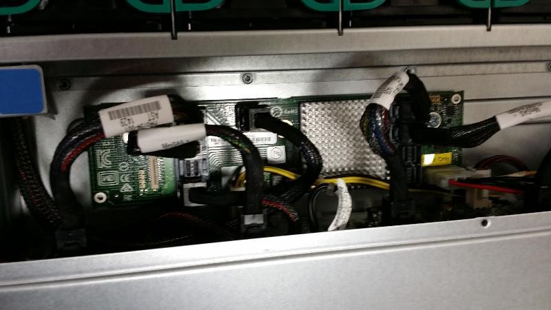 Rack Server - perhaps Expander?